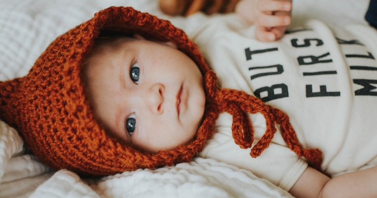 Elf Baby – Crochet Baby Hat